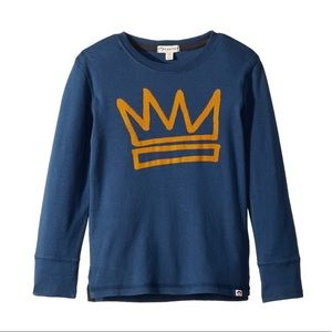 Appaman: Long Sleeve Boys King Tee
